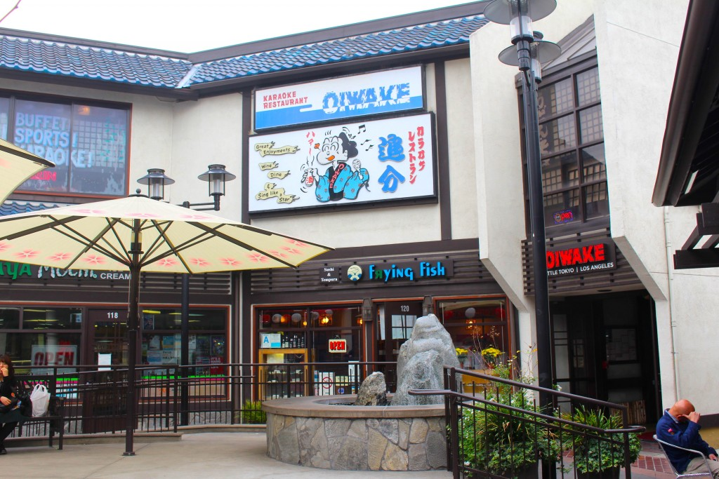 Picture of businesses in Japanese Village Plaza